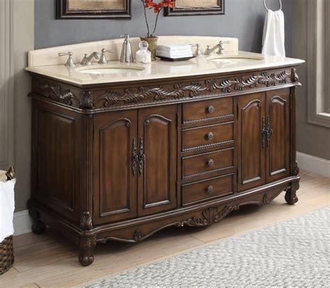 62 sink bathroom vanity 62 quot sink florence sink vanity hf 036xlm tk