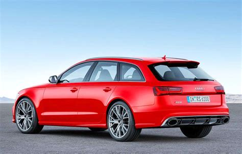 Audi Rs6 Specs by 2019 Audi Rs6 Avant Change Redesign And Release Date