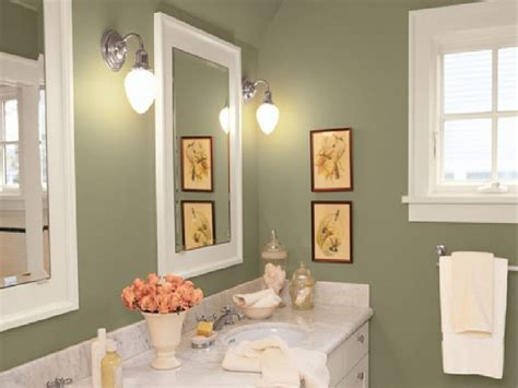 bathroom paint color ideas - Paint Colors For Bathroom Walls