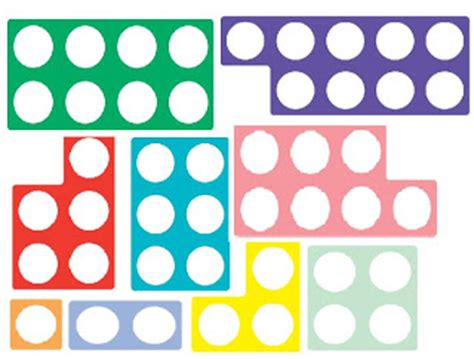 free printable numicon shapes pin numicon 1 on pinterest