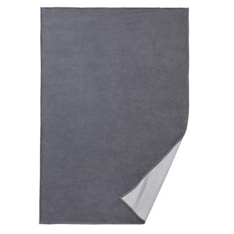 wohndecke grau baumwolle bio wohndecke grau silber