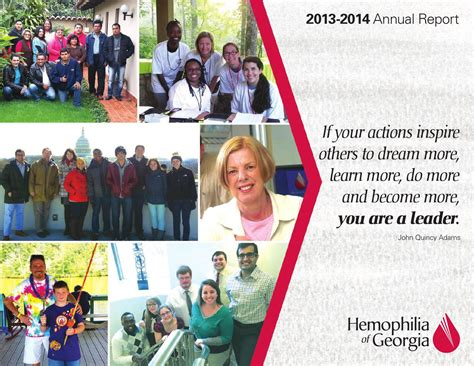 Hemophilia And Back By Ureka Issuu by Hemophilia Of Annual Report By Hemophilia Of