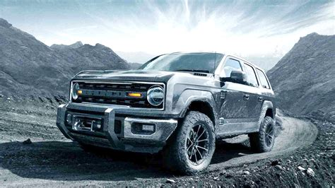 ford bronco 2020 2020 ford bronco look wallpaper autoweik