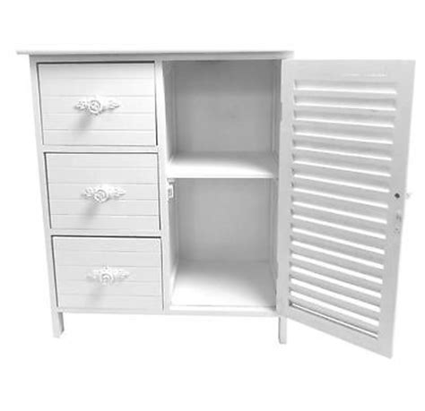 white bedroom storage unit assembled white 3 drawer cupboard bathroom bedroom hallway