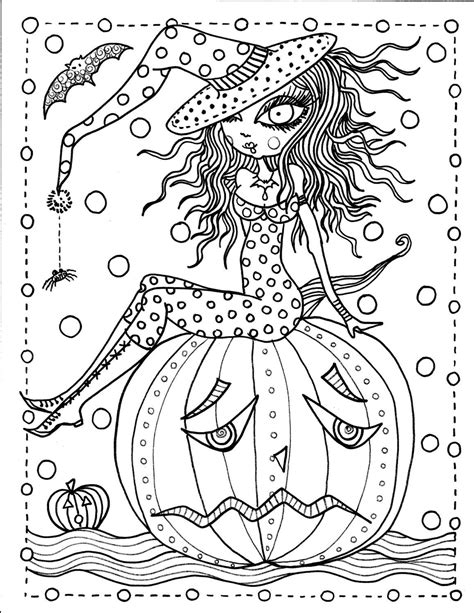 halloween coloring pages download instant download halloween coloring pages art to от