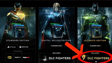 Beastly Deluxe Edition injustice 2 deluxe vs ultimate edition season pass