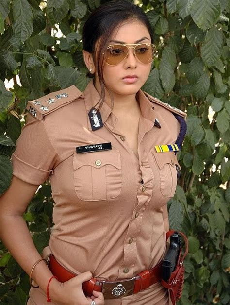 Lady cop tamil hot