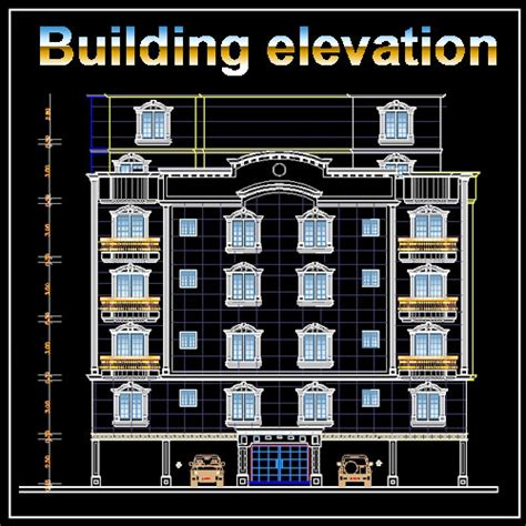 home design software building blocks download building elevation 10 free cad blocks drawings download
