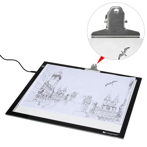 craft light box for tracing a3 led light box tracing board craft drawing pad