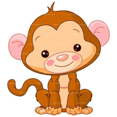 clipart of monkeys baby monkey clipart clipartix
