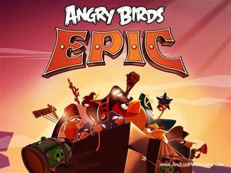 angry birds epic apk angry birds epic mod apk v1 4 8 mod money android amzmodapk