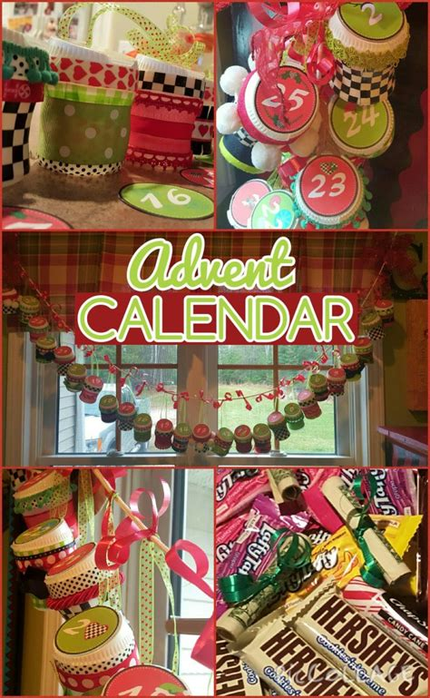 how to make an advent calendar out of paper how to make an advent calendar out of recycled gum