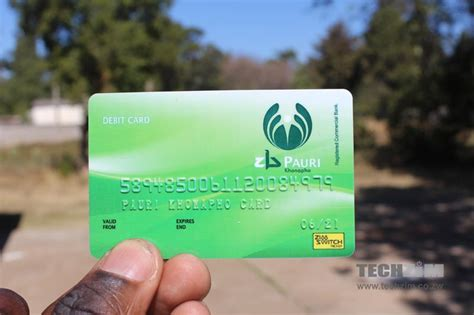 zb bank zb bank launches the pauri card another tool for