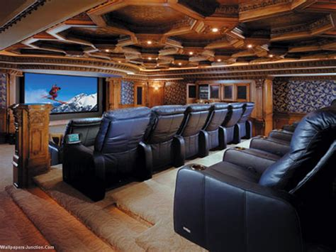 home theatre interior home theatre wallpapers