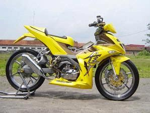 Modified Suzuki Smash Suzuki Smash Modified Motor Racing Style