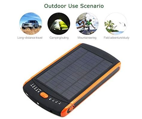 Power Bank Solar Terbaru solar laptop power bank 23000mah aus power banks