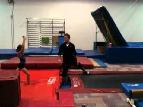 yurchenko layout drills 17 best images about gymnastics drills vault on pinterest