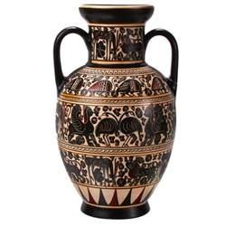 Geometric Vases Greek Vase Amphora Replica 8 1 2 Quot H The Getty Store