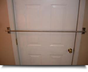 Bedroom Door Security Bar Security Doors Security Door Drop Bar