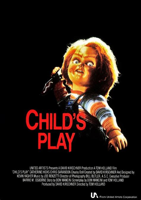 chucky movie child s play child s play 1988 posters the movie database tmdb