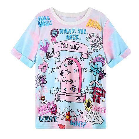 Yakult Kawaii Japanese Harajuku Tshirt graphic kawaii t shirt what the heck laticci