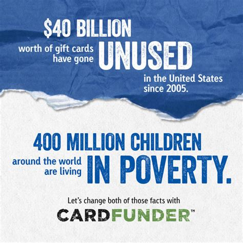 Unused Gift Cards Statistics - make a difference with your unused gift cards frugal focused