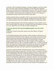 Image result for importance of learning english essay 200 words