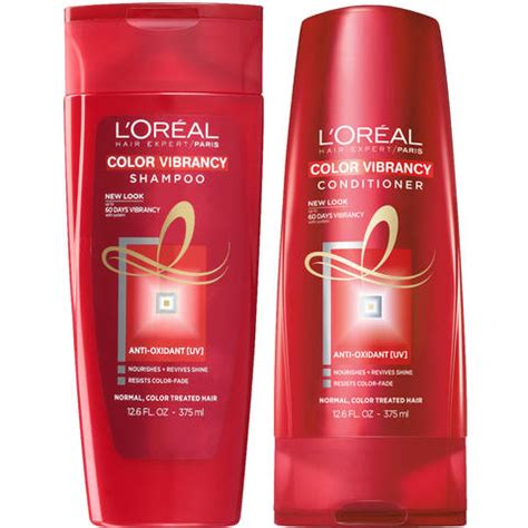 Loreal Sweepstakes - get free l oreal color vibrancy intensive shoo conditioner freebiefresh