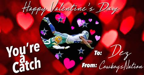 valentines day in dallas nfl s day winners and losers cowboys will make