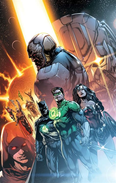 justice league the darkseid the darkseid war so far comic books literature for the masses