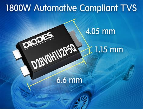 diodes inc automotive power systems design psd information to power your designs