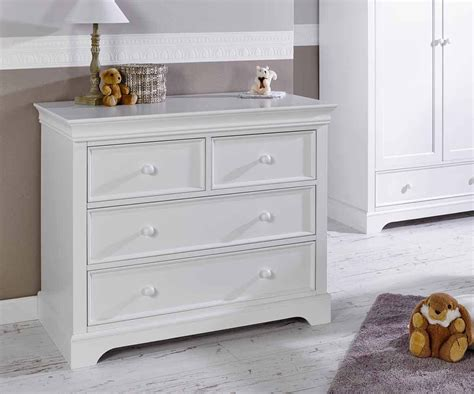 Commode Enfant Blanche by Commode Enfant Mel Blanche