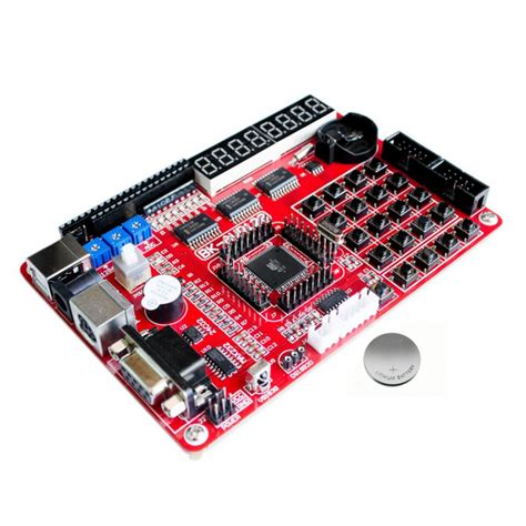 Harga Matrix Developer 12 avr development board atmega128 atmega 128 with