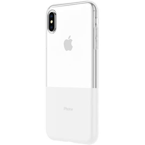 incipio ngp for iphone xs max clear iph 1760 clr b h