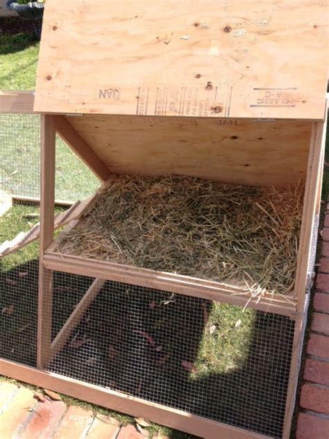 Handmade Chicken Coops - veggie garden chicken coop