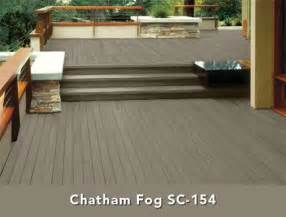 Behr Patio Stain by Behr Solid Color Wood Stain Chatham Fog Outdoor Living