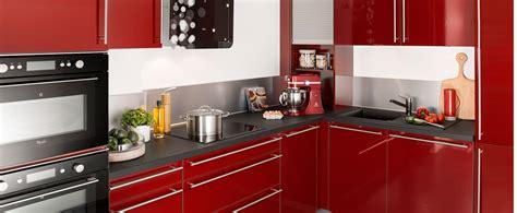 Combiné Lave Vaisselle Four 2108 by Cuisine Sur Mesure Contemporaine Finition Brillante
