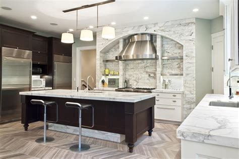 kitchen floor tile ideas tile surfaces updating a cozy kitchen surface style ideas with natural stone the