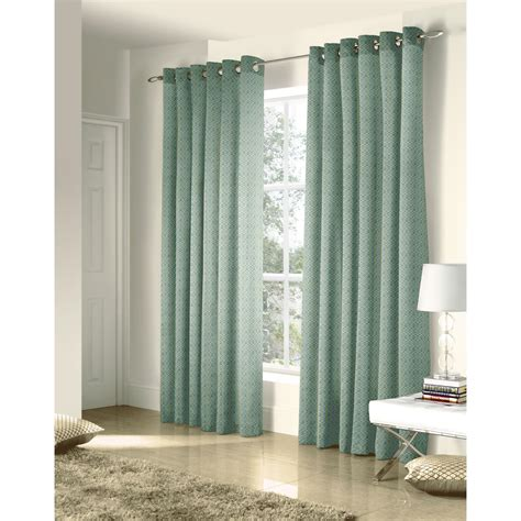 ring top lined curtains ring top fully lined woven jacquard curtains ready made