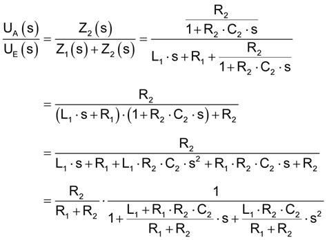 laplace transformation tabelle systemtheorie rlc netzwerke ohne gespeicherte energie