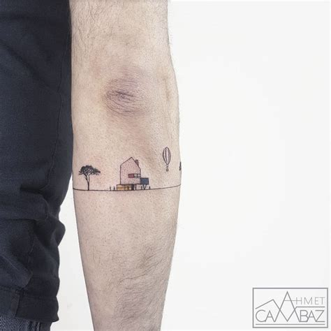 40 simple yet striking tattoos by former turkish