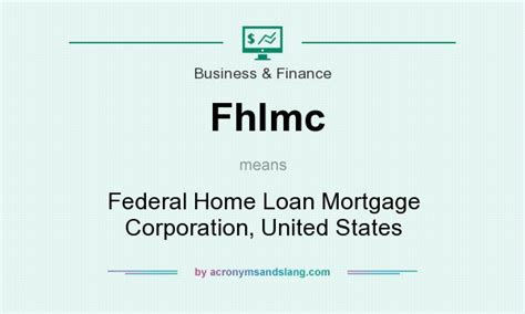 federal home loan mortgage corporation anuvrat info