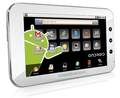 android tablet update camangi webstation android tablet gets software update liliputing