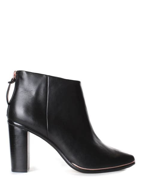 ted baker s lorca 3 leather ankle boots