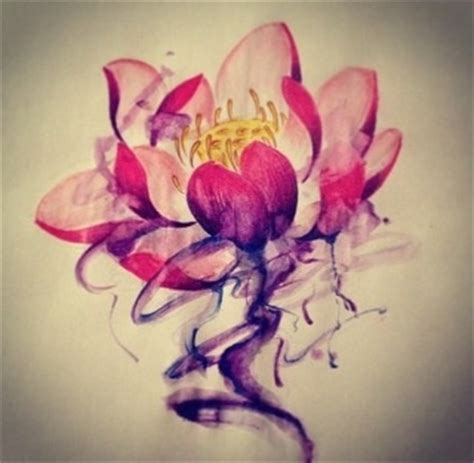 lotus tattoo victoria lotus flower tattoo the lotus flower starts as a small