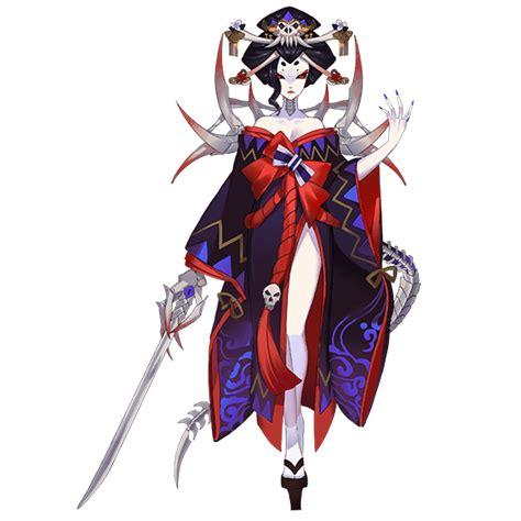 Onmyoji Youtouhime Costume hone onna onmyoji shikigami onmyoji guide