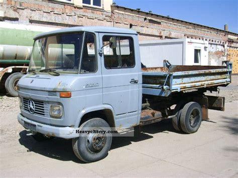 mercedes diesel trucks