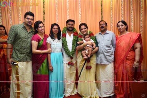 New Marriage Photos by Dileep And Kavya Madhavan Wedding Marriage Photo Gallery