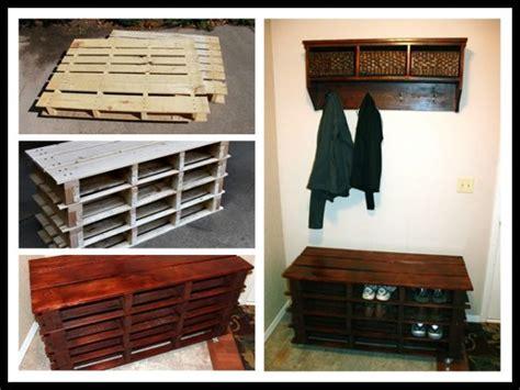 diy shoe rack bench 17 best images about diy on pinterest palette furniture