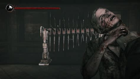 Within The the evil within the executioner review